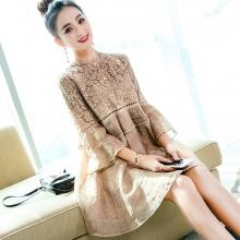 淑芳妮2015夏装新款韩版女装显瘦短袖雪纺衫女 修身大码雪纺上衣